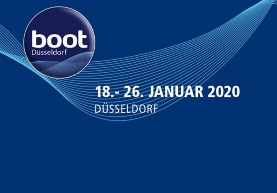 Agilis at BOOT DÜSSELDORF 2020!